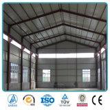Constructeur de la construction de structure métallique pour l'usage d'usine