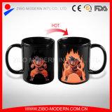 De in het groot Lege Witte 11oz Ceramische Sublimatie van de Mok van de Koffie