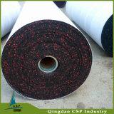 Дешево сделано в циновке гимнастики Китая резиновый для крытого
