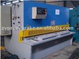 Máquina de estaca hidráulica de /Hydraulic da tesoura do feixe do balanço (QC12K-10*2500) com certificação do CE e do ISO