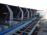 Örtlich festgelegter Langstreckenbandförderer für Kohlenbergbau