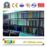 6A, 9A, 12A Verre isolé / Verre trempé / Verre à double vitrage / Traitement profond Glass Glass Float utilisé pour le bâtiment