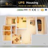 Modulaire Huis met lange levensuur van het Staal van de Spanwijdte het Duurzame Lichte