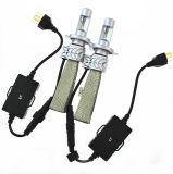 極度の明るいH4 LEDのヘッドライトの球根の変換キット25W 4000lm Osram LEDの置換のヘッドライト