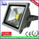 IP65 1600lm AC85-265Vアルミニウムハウジング20W LEDのフラッドライト