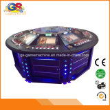 Ruleta profesional americana de Bergmann de la rueda de los vectores de lujo del casino para la venta