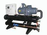 Refrigerador de refrigeração água do glicol do compressor do parafuso