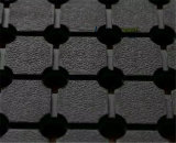 10 millimetri di spessore, non stuoie di gomma della strada privata di pattino in Rolls