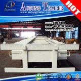 3 skelettartiger Behälter-Sattelschlepper der Wellen-40ton 40FT 20FT (Flachbett erhältlich)