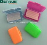 Denrum coloriu e Flavored o ISO ortodôntico do Ce FDA da cera