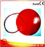подогреватель силикона диаметра 250mm 24V 800W электрический круглый гибкий