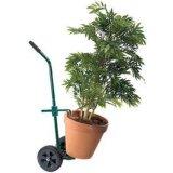 Garten-Enthusiast-Blumen-Potenziometer-Urheber mit faltbarem Griff