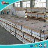feuille professionnelle d'acier inoxydable de fournisseur de 304/304L 2b