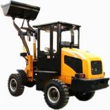 세륨 Approved 1000kg Rated Load Hh10A Mini Wheel Loader