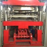 Vier Spalte-Nocken-Druck-Plastikcup Thermoforming Maschine