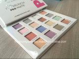 FAVORABLE gama de colores del sombreador de ojos del maquillaje 16colors de Lorac del brunch con estilo del amor