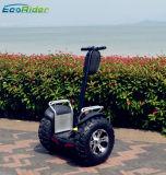 """Do """"trotinette"""" elétrico elétrico da roda da bicicleta dois da sujeira da bicicleta de Ecorider E8-2 """"trotinette"""" de equilíbrio"""