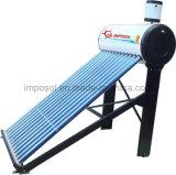 Nonpressure galvanisierter Stahlgefäß-Solarwarmwasserbereiter des vakuum100l-300l
