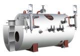 Petróleo - caldeira de vapor marinha despedida