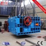Alta qualidade da máquina de trituração do triturador do rolo triplicar-se do triturador da rocha