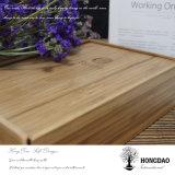 Rectángulo de almacenaje de madera de desplazamiento de bambú de encargo de la tapa de Hongdao Wholesale_L