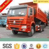 Caminhão de descarga resistente do caminhão de descarga de Sinotruk HOWO 6X4