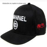 Deporte al por mayor Cap&Hat del negro del precio bajo
