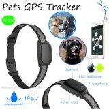 소형 방수 애완 동물 GPS 추적자 (EV200)
