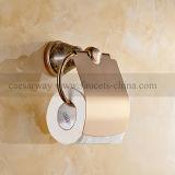 Neuer Entwurfs-Rosen-goldene Jade-Badezimmer-Zubehör