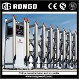 Cancello piegante della fisarmonica di alluminio elettrica di Rongo