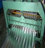 Gemaakt in Roestvrij staal 850 van China het GolfBroodje die van het Blad van het Dakwerk van het Ijzer Machine vormen