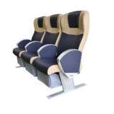 Assento de passageiro ergonómico confortável marinho