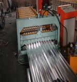 Fatto in rullo dello strato del tetto del ferro ondulato della Cina che forma macchina