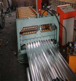 Сделано в крене листа толя волнистого железа нержавеющей стали 850 Китая формируя машину