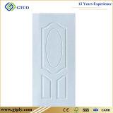 de interior usado precio barato del diseño de la piel de la puerta del dormitorio de 720*2050*4m m