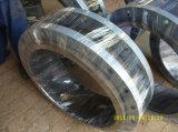 Bride d'acier du carbone avec la LR, DIN/ANSI/En/JIS