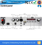 Altofalante alto multimédios audio ativos profissionais do sistema estereofónico do trole dos PRO
