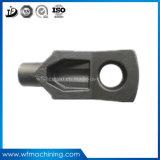 Compagnies personnalisées de pièce forgéee d'acier inoxydable de fer travaillé de pièces forgéees de boulon/noix de pièces forgéees d'acier de carbone et allié
