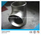 Té convenable de la pipe Wp316/316L de soudage bout à bout d'acier inoxydable