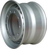 Qualitäts-Stahl-LKW-Felge 19.5X6.75