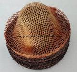 Alto acoplamiento del filtro de la fibra de vidrio de la silicona