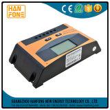 regolatori solari del caricatore 10A, carico intelligente automatico dell'interruttore di 12V 24V