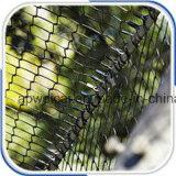 ロープの網、飼鳥園の網、金網