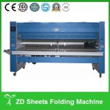 Het Blad dat van de Apparatuur van de wasserij Machine (zd3300-v) vouwt
