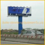Anuncio al aire libre Aluminium Alvision Trivision Billboard