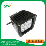 3 pouces 6 LED Cube Work Light 18W pour Offroad ATV 4X4 LED Automotive