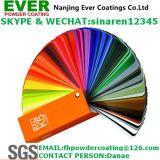 Ral7038 леча текстуру краски покрытия порошка печи заканчивают электростатическое
