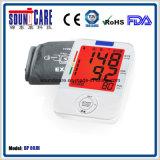 De medische Monitor van de Bloeddruk van het Wapen van het Huishouden Digitale Hogere (BP 80JH)