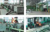 Bâti malléable de fer, fonderie de fonte grise, usine de bâti en acier
