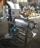 Máquina anaranjada automática del Juicer de Omega de piña del extractor industrial del jugo